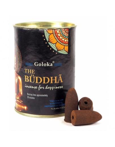 Conuri Parfumate  Backflow - The Buddha - Super Premium