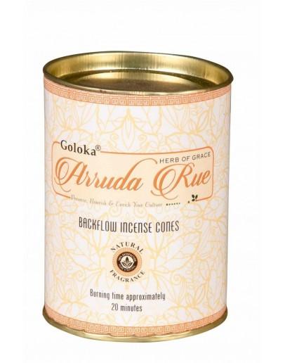 Conuri Parfumate Backflow - Arruda Rue - Super Premium