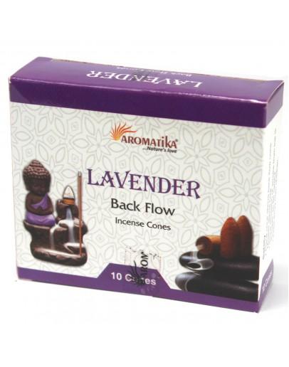 Conuri Backflow Premium - Lavandă