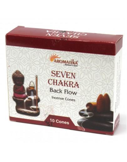 Conuri Backflow Premium - 7 Chakre