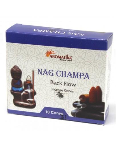 Conuri Backflow Premium - Nag Champa