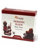 Conuri Backflow Premium - Sânge de dragon