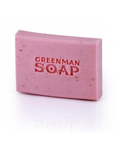 Săpun Greenman - Bath Bar Deluxe cu aromă de Palisandru (Rosewood) și Ylang