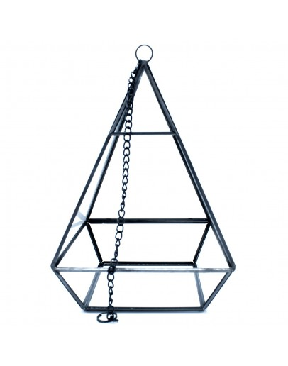 Terariu din Sticlă - Piramidă Mare