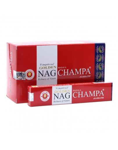 Bețișoare Parfumate Golden Nag - Champa