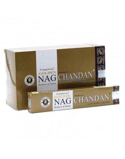 Bețișoare Parfumate Golden Nag - Chandan