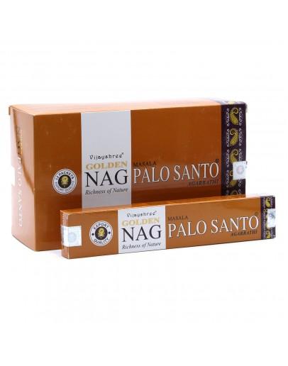Bețișoare Parfumate Golden Nag - Palo Santo