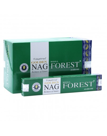 Bețișoare Parfumate Golden Nag - Forest
