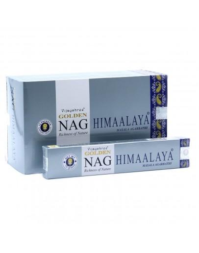 Bețișoare Parfumate Golden Nag - Himalaya