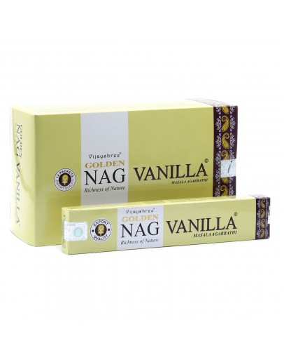 Bețișoare Parfumate Golden Nag - Vanilie
