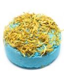 Bilă Efervescentă Floral Fizz - Dream in Blue, cu Aromă de Mușețel, Salvie și Vanilie, 200g