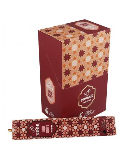 Betisoare Parfumate Noor Oud - Ruby