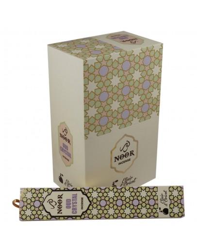 Betisoare Parfumate Noor Oud - Crystal