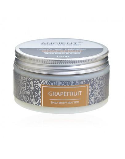 Unt de Corp cu Shea - Grapefruit, 180g