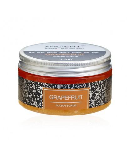 Scrub cu Zahăr - Grapefruit, 300g