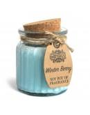 Lumânare Parfumată din Soia cu Aromă de Winter Berry