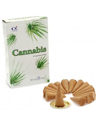 Conuri Parfumate - Cannabis