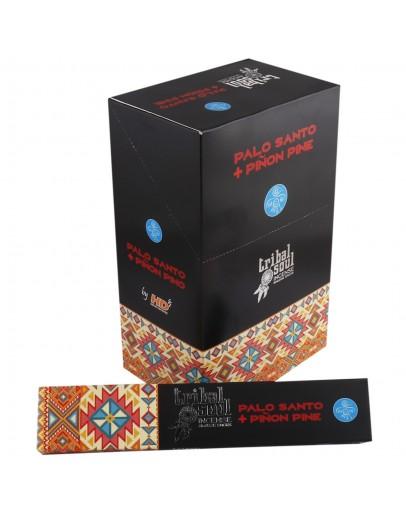 Bețișoare Parfumate Tribal - Palo Santo & Rășină de Pin Pinon